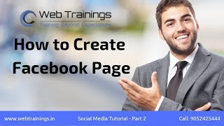 Facebook Marketing Strategy - Create a Professional Facebook Page (Part 2)