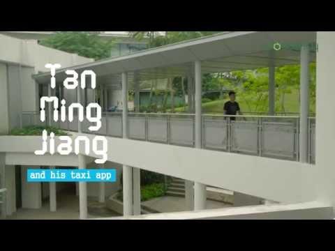 Tan Ming Jiang, National University of Singapore Architecture student