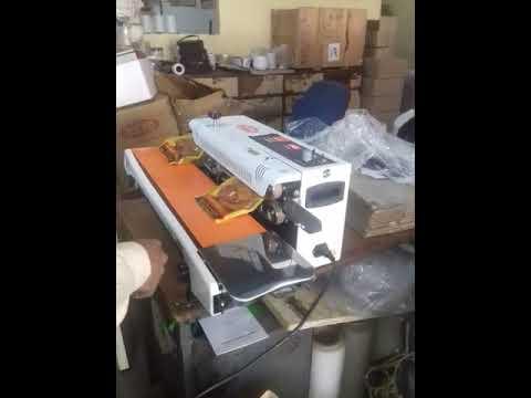 Sepack CSI 3 H/HV Continuous Band Sealing Machines