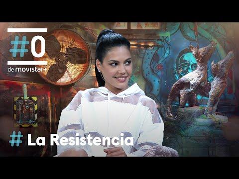 LA RESISTENCIA - Entrevista a Apolonia Lapiedra | #LaResistencia 17.06.2021