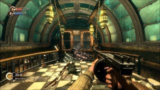 BioShock Gameplay (PS4 HD) [1080p60FPS]