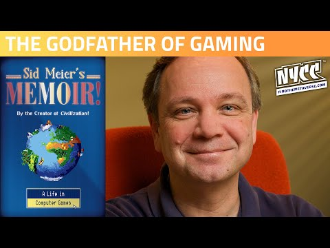 The Godfather of Gaming – An Exclusive Conversation With Sid Meier