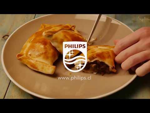 Empanadas en tu Airfryer de Philips
