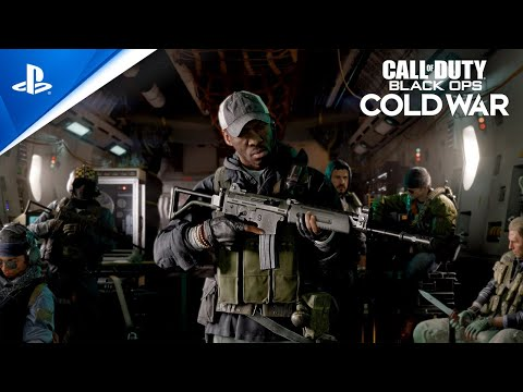 Call of Duty: Black Ops Cold War Multiplayer revealed