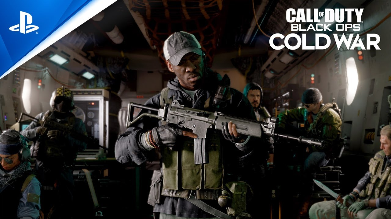 Call Of Duty Black Ops Cold War Multiplayer Revealed Playstation Blog