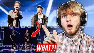 Bars And Melody   Lighthouse (BGT) | RAPPER REACTS!