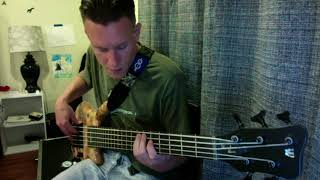 Still Dreaming by 311-  Bass Cover