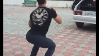 Прикольный танец на хабиби