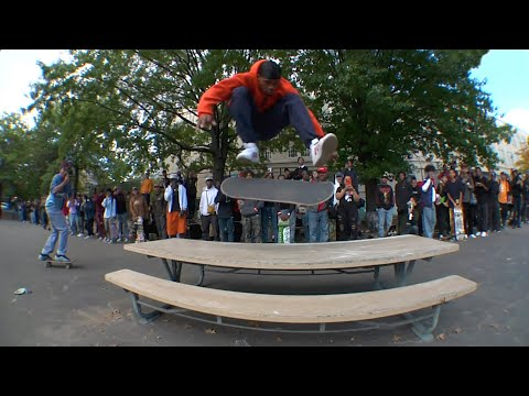 """Hardies x Spitfire x KCDC """"Throw Down at Blue Ground Video"""