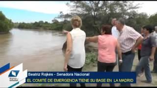 preview picture of video 'Alperovich encabeza los operativos en las zonas anegadas - Tucumán'