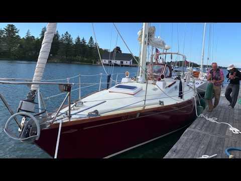 Yankee 38 Sloop video