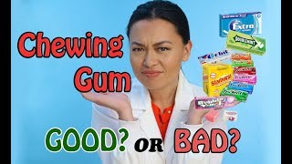 Is Chewing Gum Bad for Your Teeth?? | Ask a Dentist.