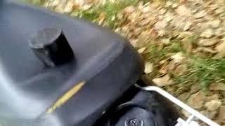 Покраска скутера yamaxa aprio