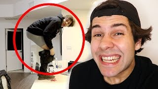 THEY ALL WALKED IN ON ME!! (CAUGHT)