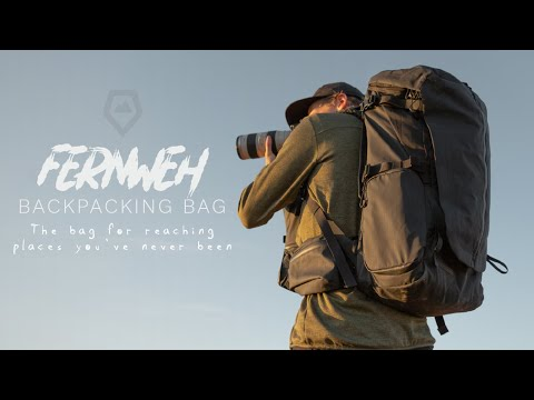 FERNWEH- The Backpacking Bag For Photography-GadgetAny