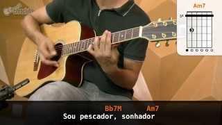 Outra Vida - Armandinho (aula de violão)