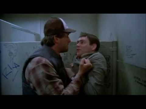 Dumb and Dumber Sea Bass Toilet Scene Full - смотреть онлайн