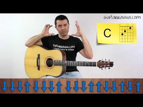 Knockin On Heavens Door Guns Tutorial Guitarra Ritmo acordes fácil completo perfecto como tocar