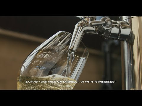Turn-Key Solutions for Wine On-Tap with G3 & petainerKeg™