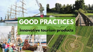STAR Cities : Virtual presentation of good practices on Innovative tourism products