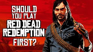 Can You Play Red Dead Redemption 2 If You Missed The First One?