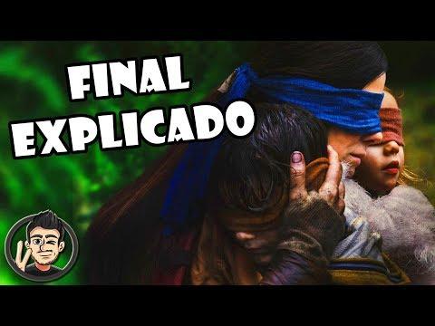 Final Explicado De Bird Box A Ciegas De Netflix