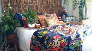 33 Boho Chic/Gypsy Inspired Bedding Ideas | Interior Design