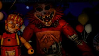 DO NOT ENTER THE TWISTED ANIMATRONIC CARNIVAL.. | FNAF The Twisted Carnival