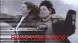tatu - robot [ english subtitles ]