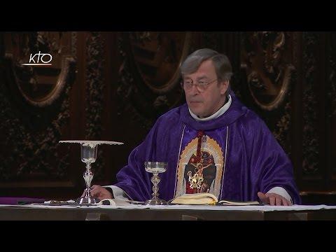 Messe du 3 mars 2017