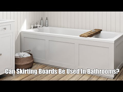 Can Skirting Boards Be Used In Bathrooms | Skirting World