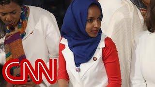 Democratic Rep. Ilhan Omar ignites anti-Semitic controversy