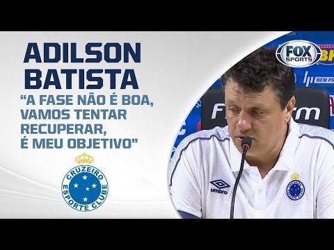 CRUZEIRO PERDE PARA O VASCO E SE COMPLICA! Adilson Batista fala em coletiva