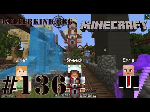 Kellerkind Minecraft SMP #136 – Eine letzte Runde ★ Let's Play Minecraft [HD|60FPS]