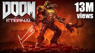 Mick Gordon - The Only Thing They Fear Is You ( DOOM Eternal OST High Quality 2020)