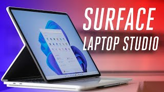 Microsoft Surface Laptop Studio: what the what?