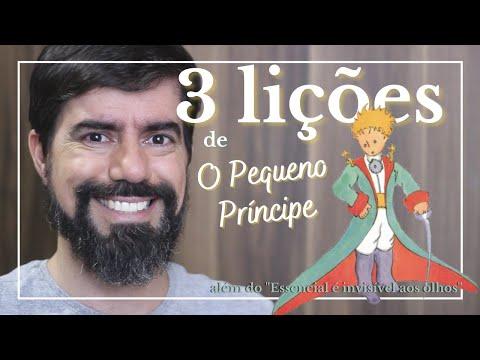 3 lições O Pequeno Príncipe fora o Essencial é invisível aos olhos