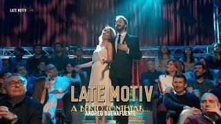 """1er Aniversario de la cadena #0 : """"La la land"""" en Late Motiv"""