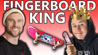 Interview with the King of Fingerboard Week David Jones