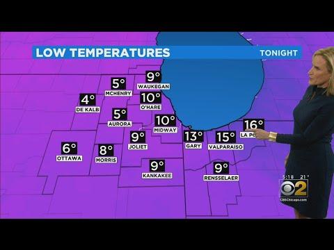 CBS 2 Weather Watch (5PM 11-11-19)