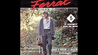 Jean Ferrat   La Commune