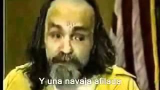 Charles Manson (Sub Spanish)