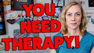 Five Signs that You Need Therapy