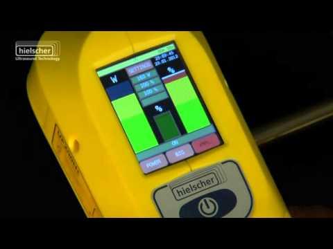 Hielscher - Ultrasonic Probe Sonicator
