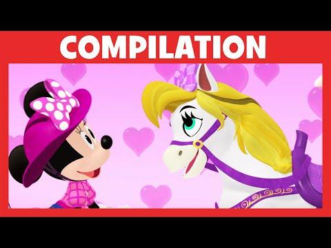 Les Aventures de Mickey et ses amis : Compilation des chansons préférées de Minnie