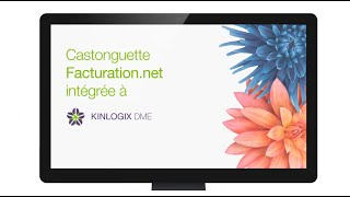 Facturation.net eForm billing integrated with KinLogix (French only)