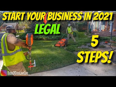 , title : 'How to start a LEGAL business in 2021