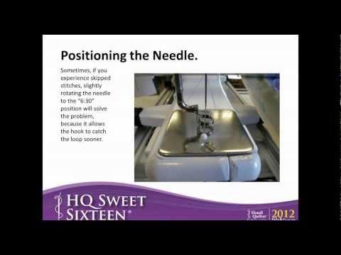 HQ Sweet Sixteen (Consumer Webinar 05.10.2012)