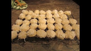 Coconut Italian Cookies by Diane Lovetobake