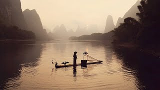 Video : China : GuiLin 桂林 photo tour : cormorant fishing, river rafting and landscape photography